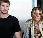 Liam et Miley c'est fini
