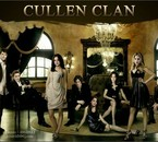 le clan Cullen
