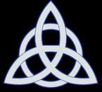 Triquetra Celtique