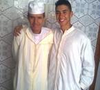 moi avec mi padre