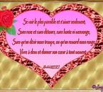 petit poeme pour toi mon amour je t aime de out mon coeur