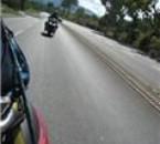 Super de faire la Corse en moto !
