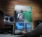 Moi au Studio Lézart
