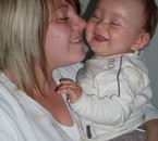 moi et ma fille adorée
