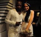 Lindsay Lohan ft Mohamed Dia