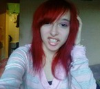 Moi quand j'avais les cheveux rouge.