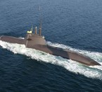 Subarine class 212 A a Capacité Nucleaire