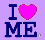 je m'aime et vive moi et NON CECI NEST PAS DU NARCISSISME
