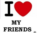 I ♥ my Friends