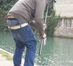 I am a gangsta fisherman