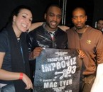 Mac Tyer & le staff