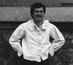 Spectacle à Thiais, mars 1980 : costume de scène !