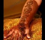 My Mehndi Hand