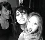 Sophie, la p'tite Malou et moi
