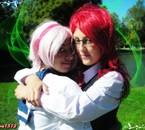 Karin et Sakura