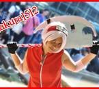 Japan Expo 2010 - Sakura Haruno