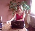 maman qui s'occupe de mon blog lol