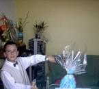 ma comunion a 8 ans