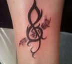 Mon 2ieme tatoo