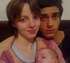 Voilà la petite famille...