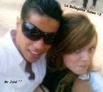 With Salwa <3