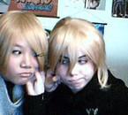 Mes cosplays :Len Kagamine