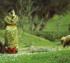 la feme kabyle