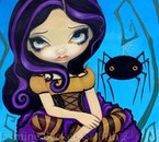 peinture de Jasmine Becket Griffith