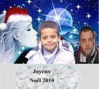 Joyeux Fêtes de fin d'année 2010 à vous tous.