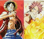one piece fairy tail
