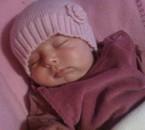 la petite dernière Anissa ma première petite fille !