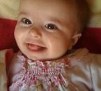 elle est trop belle ma petite fille !