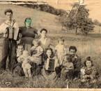 PAPOU ET LA FAMILLE