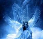 la femme et l'ange