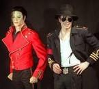 Michael en cire