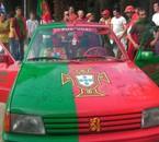 Mario Flauzino : Voiture Portugaise