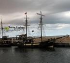 Les bateaux pirates