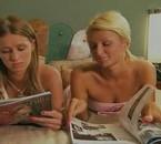 Paris and Nicky! Sister Love :)