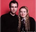 Matthew lewis (Neville Longbottom dans Harry Potter) et moi