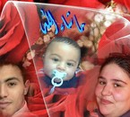 MaChaaAllah:les parents de mon petit-fils YOUNES