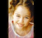 MIley 9 ans