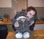 moi et bébé