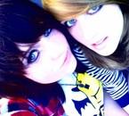 myself and becca <33