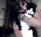 Un amour de chat <3