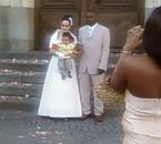 le jour de mon mariage