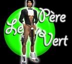 Le Père Vert - Logo