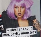 """""""Mes fans sont mes petits monstres préférés !"""" <3"""