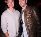 Zac Efron & Matthew Morisson