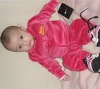 la ces kassy ma filleule !!!!!elle est trop belle je l'adore