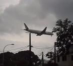 quan les avion atterrisse pres de chez moi